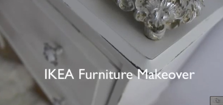 IKEA furniture makeover