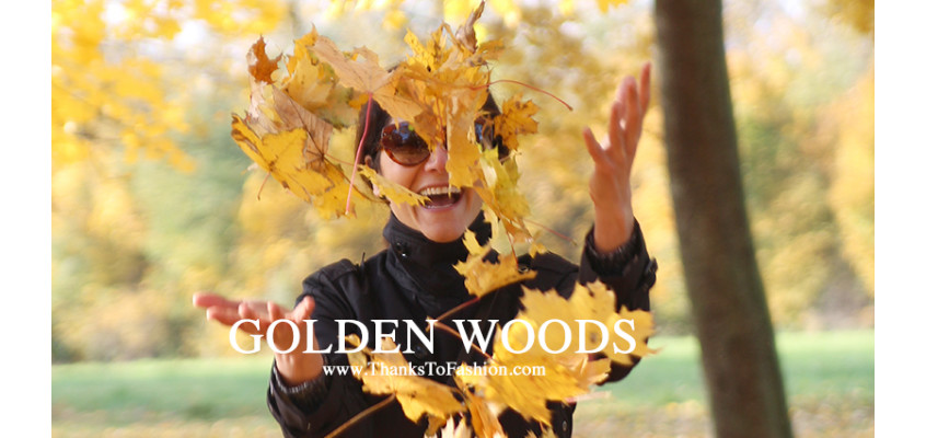 Golden woods